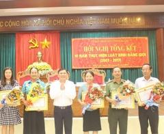 Đắk Lắk: Tổng kết 10 năm thi hành Luật Bình đẳng giới