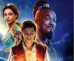 Aladdin hấp dẫn với yếu tố đa sắc tộc từ dàn diễn viên