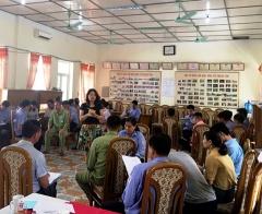 Giải pháp tăng cường hiệu quả cai nghiện ma túy tại Quảng Ninh