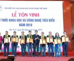 PGS.TS. Cao Hùng Phi - Trí thức khoa học và công nghệ tiêu biểu năm 2019