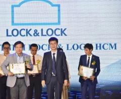 Lock & Lock lọt Top 10 thương hiệu được yêu thích nhất năm 2019