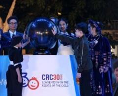 Việt Nam ưu tiên đầu tư thiết thực nhất tới mọi trẻ em hướng tới tương lai