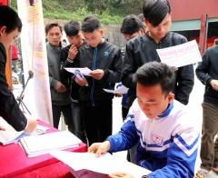 Quản Bạ đẩy mạnh công tác xuất khẩu lao động và làm việc ngoài tỉnh