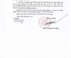 Trường Đại học sư phạm Hà Nội thông báo tuyển sinh Thạc sĩ năm 2020
