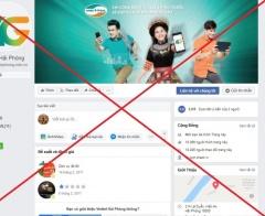 Viettel gỡ bỏ 186 trang mạo danh trên facebook để bảo vệ khách hàng