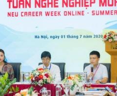 Tuần lễ nghề nghiệp mùa hè: Hàng ngàn cơ hội việc làm cho sinh viên tại Trường Đại học Kinh tế Quốc dân