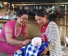 Bảo vệ phụ nữ và trẻ em trước đại dịch Covid-19