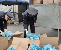 """Khởi tố vụ án hình sự về """"Tội buôn bán hàng cấm"""" đối với lô hàng găng tay đã qua sử dụng của Công ty TNHH Ngọc Diệp"""