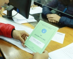 There will be a National Insurance Database from June 1