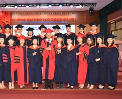 Trường Đại học Lao động – Xã hội bế giảng và trao bằng thạc sĩ niên khóa 2018 – 2020