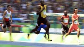 Tia chớp Usain Bolt tiếp tục chiến thắng nội dung 100m nam tại Olympic rio 2016