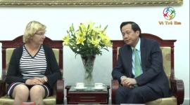 Hiện thực hóa Luật trẻ em - UNICEF cam kết đồng hành cùng Việt Nam