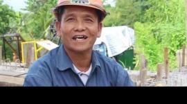 Ông nông dân, bác phụ hồ xây hàng trăm cây cầu từ thiện