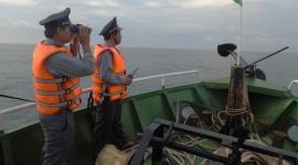 Quảng Bình:  Tuần tra và xử phạt hàng loạt tàu cá, đánh bắt dã cào 'tận diệt' hải sản