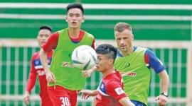 Vòng loại Asian Cup 2019: Việt Nam, Jordan đều kín tiếng
