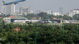Thủ tướng yêu cầu dừng xây dựng công trình sân golf trong sân bay Tân Sơn Nhất