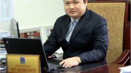 Khởi tố nguyên tổng giám đốc PVtex Vũ Đình Duy
