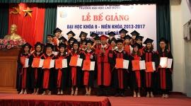 Đại học Lao động – Xã hội trao bằng tốt nghiệp cho 1.800 tân cử nhân