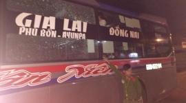 Các tỉnh Tây Nguyên: Tái diễn nạn ném đá xe khách trên đường Hồ Chí Minh