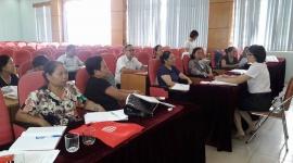 Hiệu quả hoạt động vay vốn ủy thác của Hội LHPN phường Đức Giang