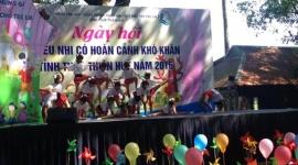 Thừa Thiên Huế: Nhiều Dự án hỗ trợ cho trẻ em có hoàn cảnh khó khăn