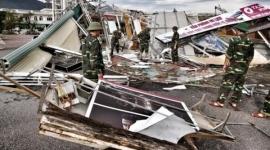 Bão số 10 làm 6 người chết, gây thiệt hại gần 11.300 tỷ đồng