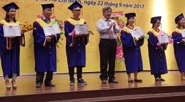 Trường Cao đẳng Đại Việt Sài Gòn khai giảng năm học 2017 – 2018 và trao bằng tốt nghiệp cho 808 tân cử nhân