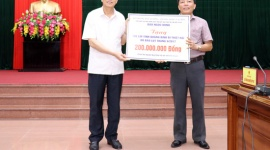 Bộ trưởng Đào Ngọc Dung: Quảng Bình cần tập trung thực hiện hiệu quả các Chương trình mục tiêu Quốc gia
