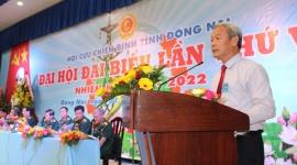 Khai mạc Đại hội đại biểu Cựu chiến binh tỉnh Đồng Nai lần thứ VI  nhiệm kỳ 2017-2022