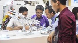 MTA HANOI2017 - Triển lãm của những ứng dụng và đột phá công nghệ trong lĩnh vực sản xuất cơ khí