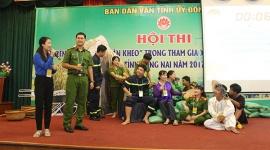 Công tác dân vận đóng góp tích cực vào sự phát triển kinh tế xã hội ở Đồng Nai