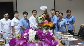 CĐCS Công ty Changshin Việt Nam: Nhiều nỗ lực vì người lao động