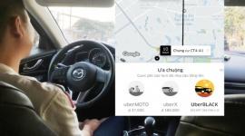 Hà Nội yêu cầu Uber, Grab báo cáo số lượng xe