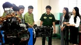 Trường CĐ nghề 23 Bộ Quốc phòng: Địa chỉ đào tạo nghề tin cậy cho thanh niên Thừa Thiên Huế