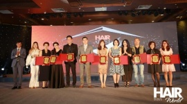 Gala chung kết Hair Office 2017 - Đêm thăng hoa của ngành 'Nghệ thuật làm đẹp'