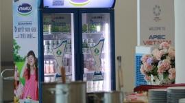 Hơn nửa triệu sản phẩm Vinamilk được chọn phục vụ Hội nghị lãnh đạo cao cấp 21 nền kinh tế thành viên APEC