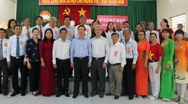Đồng chí Võ Văn Thưởng dự Ngày hội đại đoàn kết tại Đồng Nai