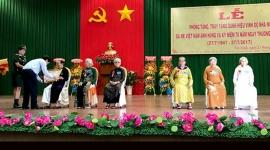 Trà Vinh: Phong tặng và truy tặng 72 danh hiệu Bà mẹ Việt Nam anh hùng