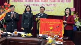 Bộ CHQS tỉnh Trà Vinh : Kỷ niệm 70 năm ngày Thương binh - Liệt sỹ