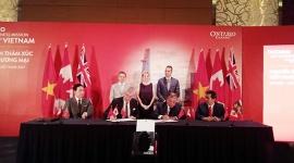 Trường Đại học SPKT Vĩnh Long mở rộng cơ hội hợp tác với Canada