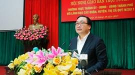 Bí thư Hà Nội yêu cầu truy trách nhiệm vụ đá vỉa hè 'bền 70 năm' vừa lát đã vỡ