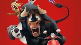 Chú bò Ferdinand 'đốn tim' khán giả