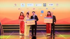 SHB và Tổng Giám đốc Nguyễn Văn Lê được vinh danh có thành tích xuất sắc trong hoạt động kinh doanh
