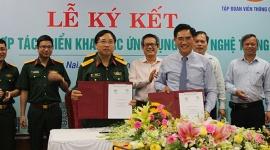 UBND tỉnh Đồng Nai và Tập đoàn Công nghiệp Viễn thông Quân đội: Hợp tác triển khai các ứng dụng CNTT và viễn thông
