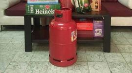Một doanh nghiệp thưởng Tết cho nhân viên bằng... bình gas