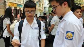 10 lưu ý với thí sinh thi THPT Quốc gia và xét tuyển đại học năm 2018