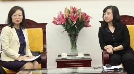 UNICEF and the Ministry of Labour – Invalids and Social Affairs strengthen cooperation in the field of social protection