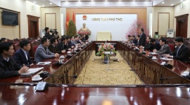 Habeco: Nâng cao hiệu quả sản xuất kinh doanh gắn với phát triển kinh tế xã – hội ở Phú Thọ