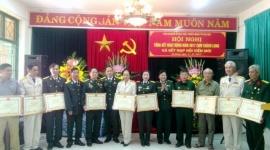 Hội Doanh nhân CCB TP.Hà Nội: Đoàn kết giúp nhau phát triển kinh tế