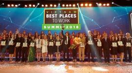 Vinamilk dẫn đầu TOP 100 nơi làm việc tốt nhất Việt Nam năm 2017